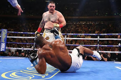 Andy Ruiz Jr vs Anthony Joshua