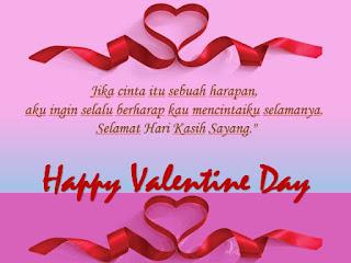 Kata-kata cinta romantis hari Valentine paling indah - kanalmu