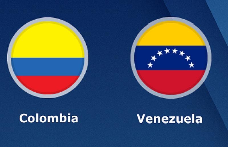 مشاهدة مباراة كولومبيا وفنزويلا اليوم