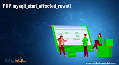 PHP mysqli_stmt_affected_rows() Function