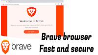 Brave browser Fast and secure download offline installer latest 2021