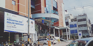 Sebanyak 51 Pasien Jalani Isolasi Mandiri di Eks Hotel Soechi Internasional