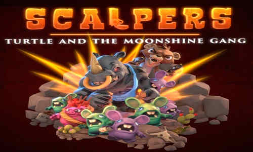 SCALPERS Turtle and the Moonshine Gang Game Free Download
