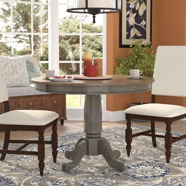 review melin round dining table 4 seat kitchen  dining