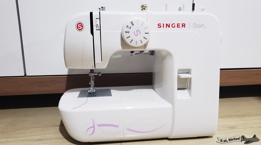 Máquina de costura - Singer Start 1306