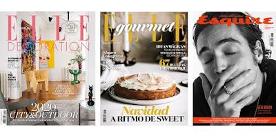 Regalos Revista Elle Diciembre