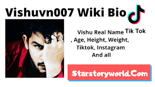 vishuvn007 Wiki, Biography, Age, Birthday, GF & Salary