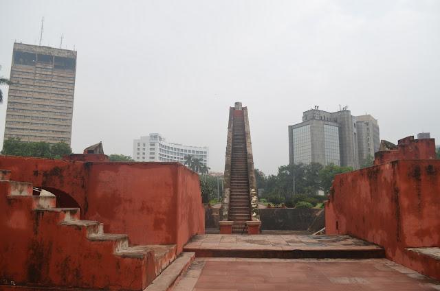 Samrat Yantra, Jantar Mantar, Delhi