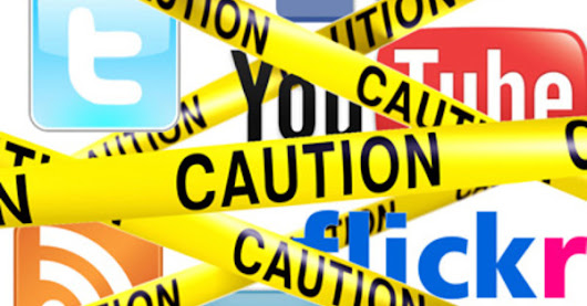 For Whom the Web Trolls: Social Media Risk in your Organization
