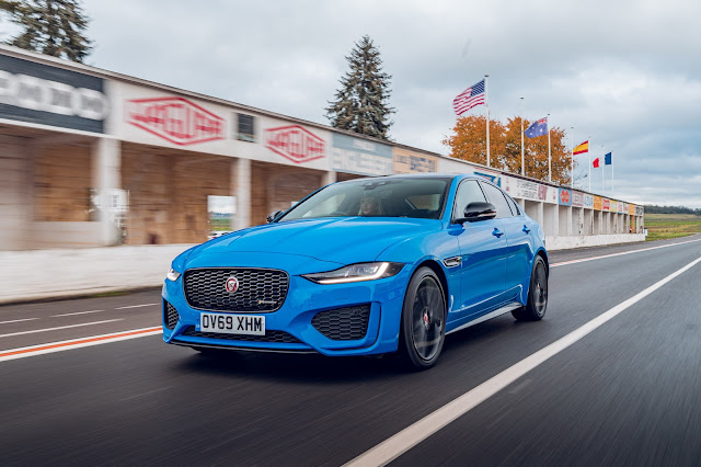 2020 Jaguar Xe Reims Edition Ms Blog