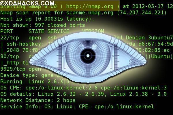 nmap hacking tools