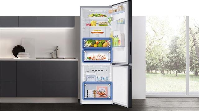 Tủ lạnh hai cửa Ngăn Đông Dưới 280L (RB27N4010S8/SV)