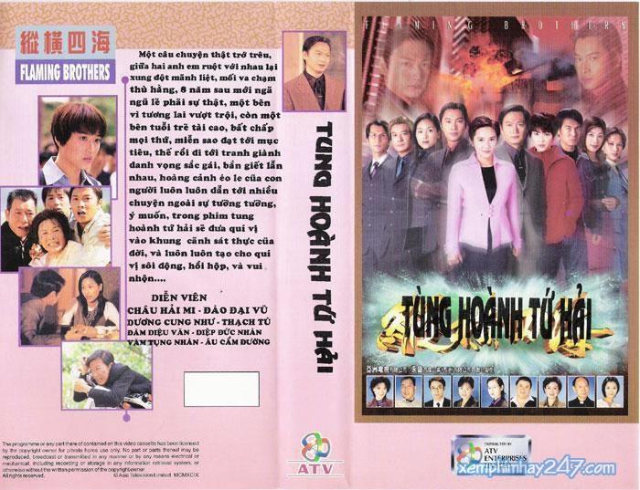 http://xemphimhay247.com - Xem phim hay 247 - Tung Hoành Tứ Hải (1999) - Flaming Brothers (1999)