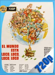 El mundo está loco, loco, loco, loco 1963HD [720p] Latino [GoogleDrive] SilvestreHD