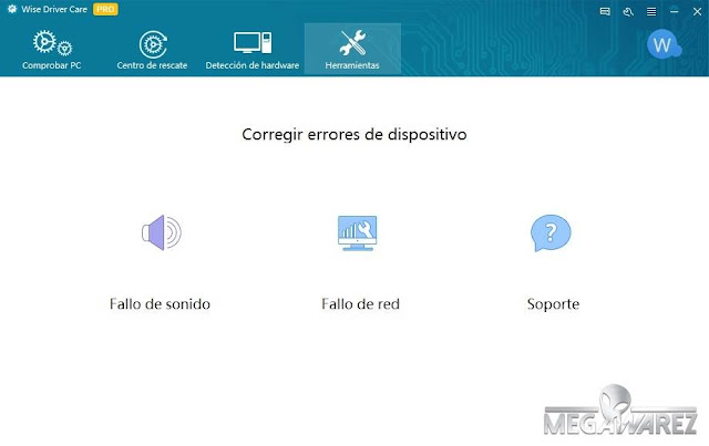 Wise Driver Care Pro imagenes