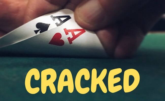 pocket aces cracked every time