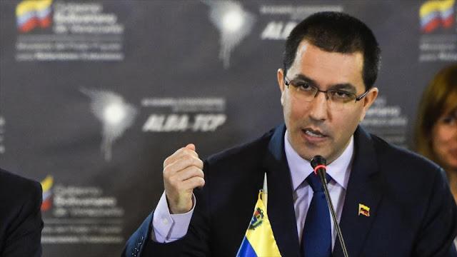 Venezuela condena 'intervencionistas' e 'ilegales' sanciones de UE