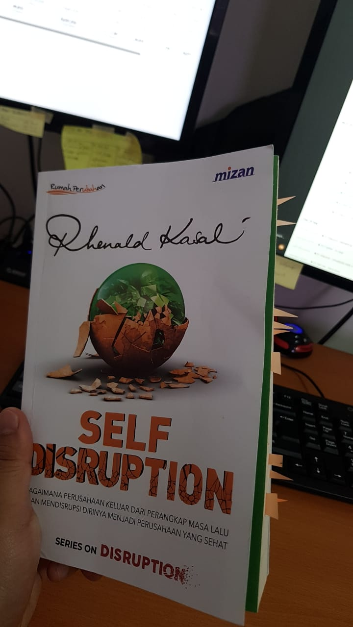 Self Disruption - Rhenald Kasali