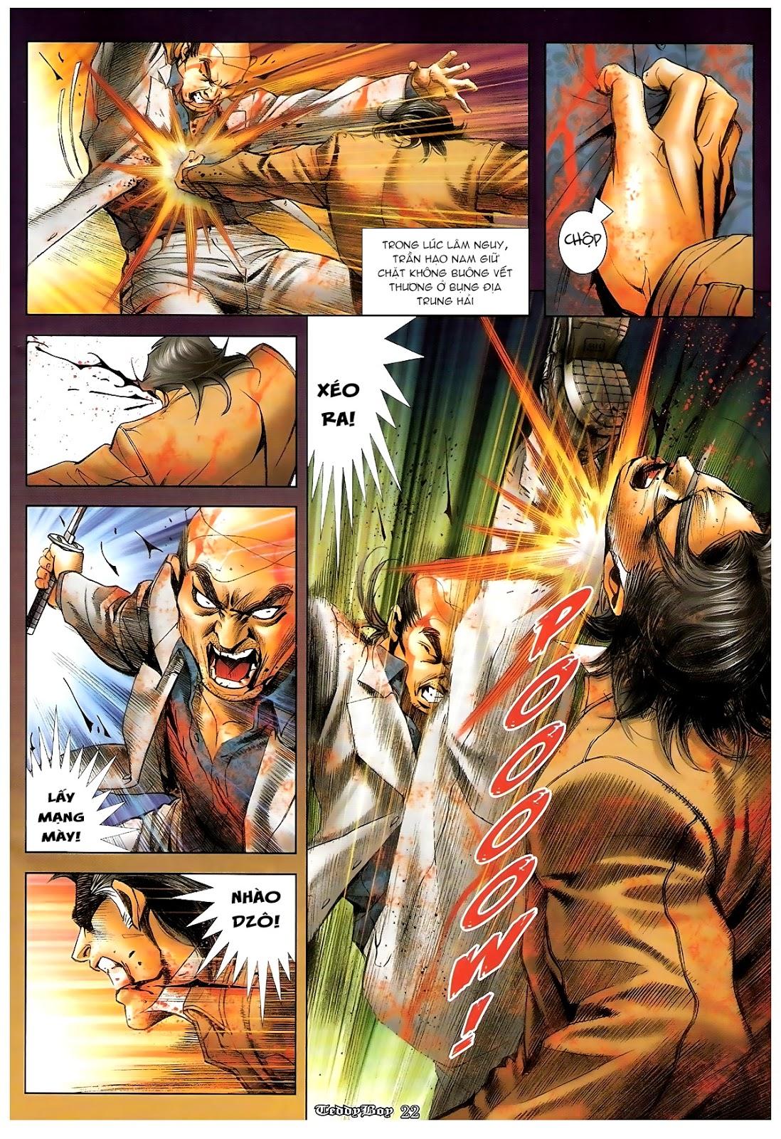 Người Trong Giang Hồ - Chapter 1236: Tối hậu nhất kích - Pic 17