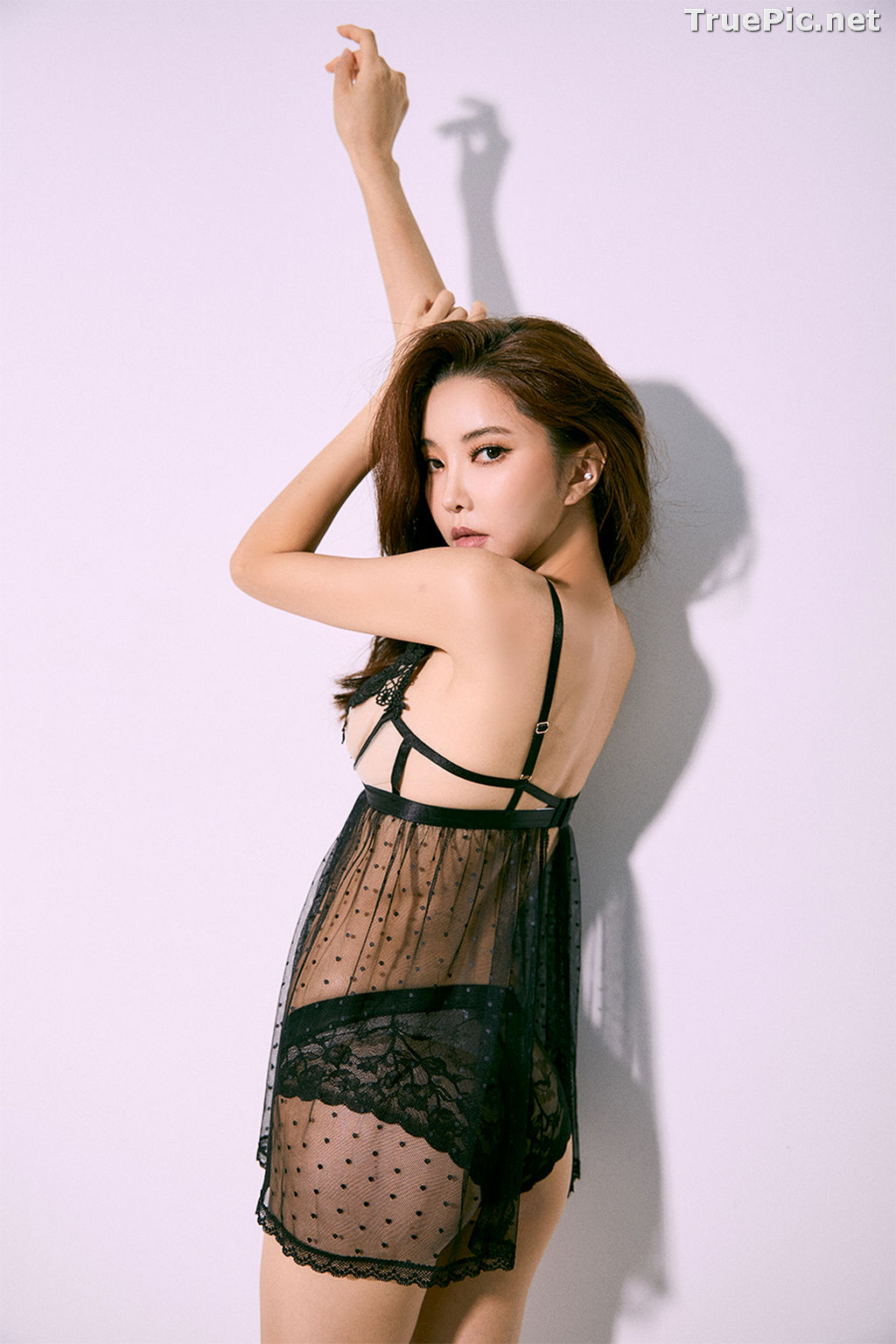 Image Korean Fashion Model – Park Soo Yeon (박수연) – Come On Vincent Lingerie #1 - TruePic.net - Picture-8
