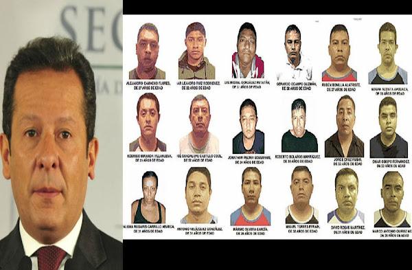 URGENTE: Cae banda de 18 secuestradores; 13 eran policías