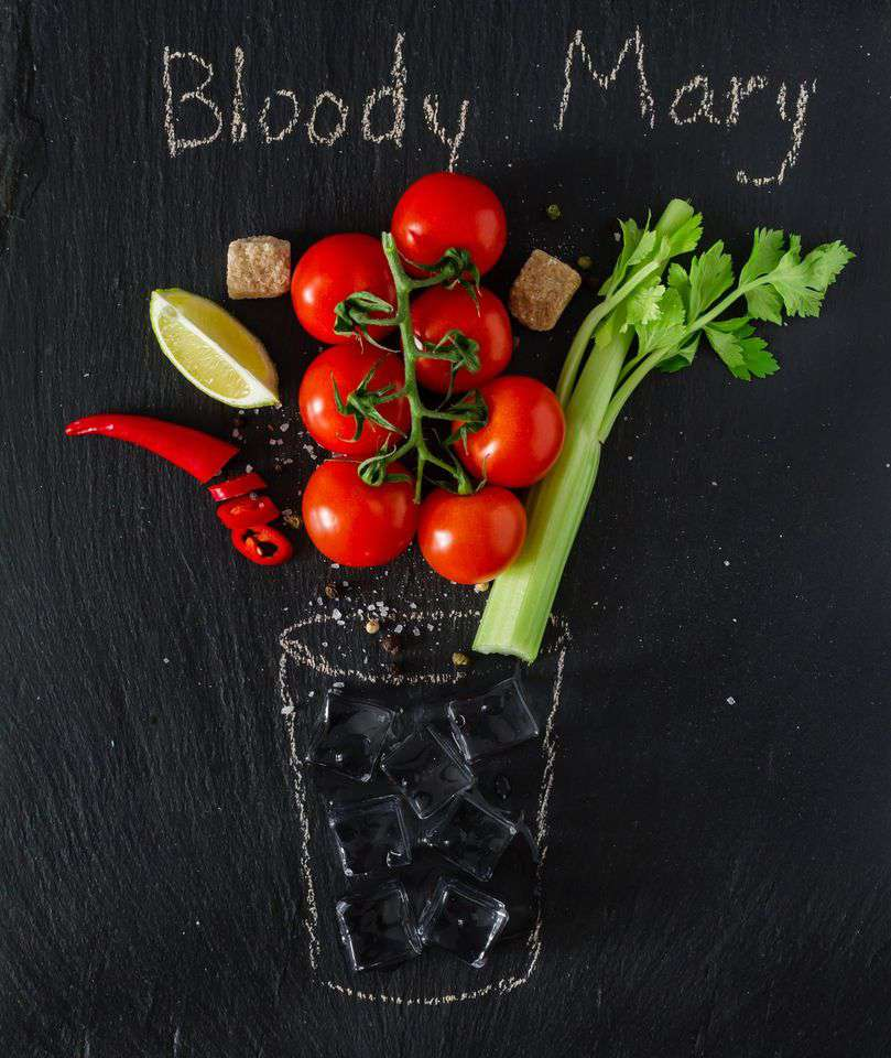 National Bloody Mary Day Wishes Images