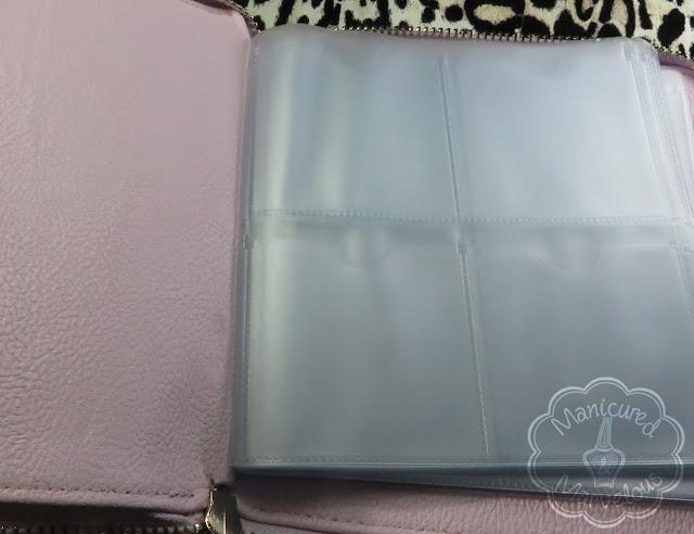 Born Pretty Store - 64 Slot Stamping Plate Organizer