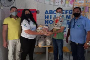 Gotas de Esperança: Casal beneficia instituição social de Delmiro Gouveia