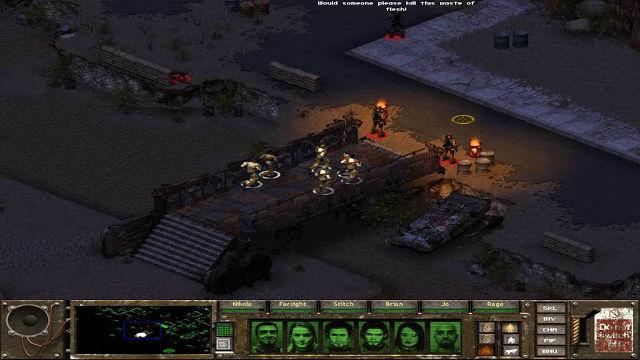 Fallout Tactics (Demo) - Image du Jeu