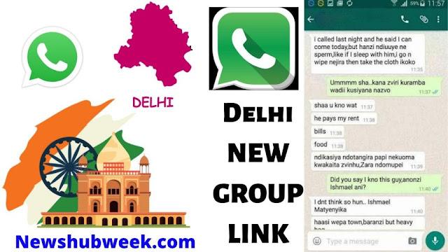 Join 500+ Delhi Whatsapp group link
