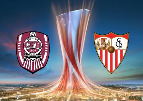 CFR Cluj vs Sevilla -Highlights 20 February 2020