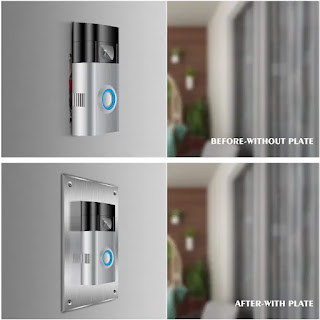 DYKEISS Mount Wall Plate Compatible