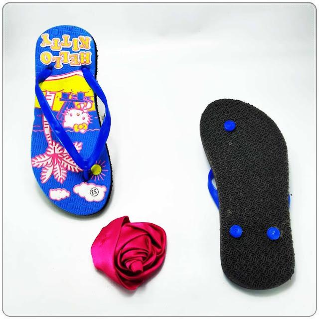 Grosirsandalmurah.org -Sandal Anak TG - AB Love HK Simplek TG