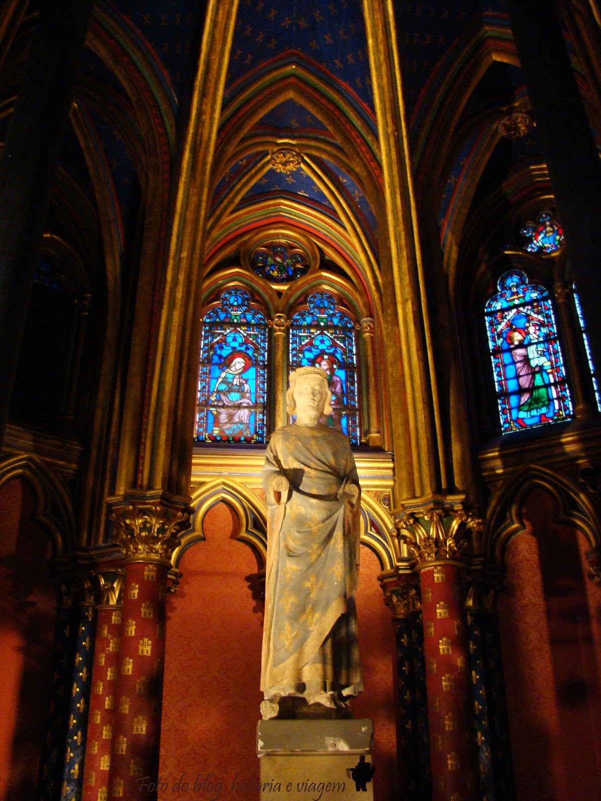 Saint- Chapelle - Paris