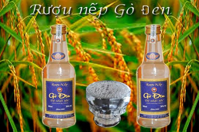 Đặc Sản Rượu Đế Gò Đen Long An - Hương Vị Khó Quên