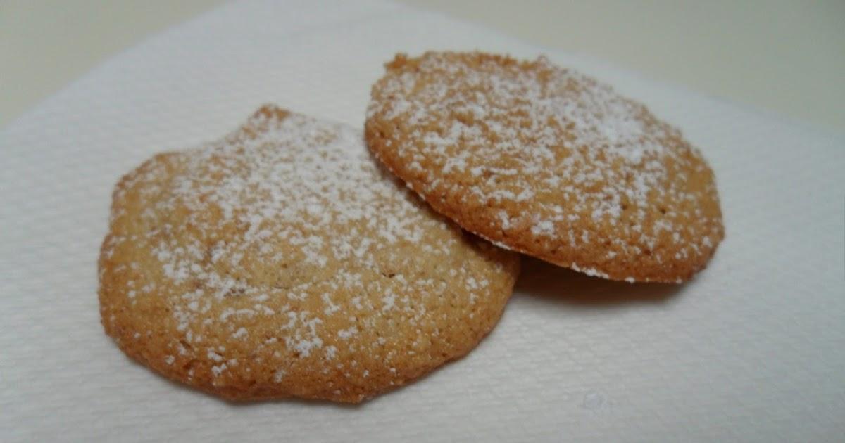 Le mie ricette online biscotti leggeri albumi e nocciole for Ricette on line