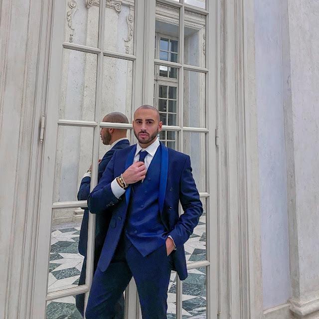 carlo pignatelli outfit uomo