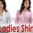 Ladies Shirts T-Collar Shirts Polo Shirts Official Dresses 2013-14