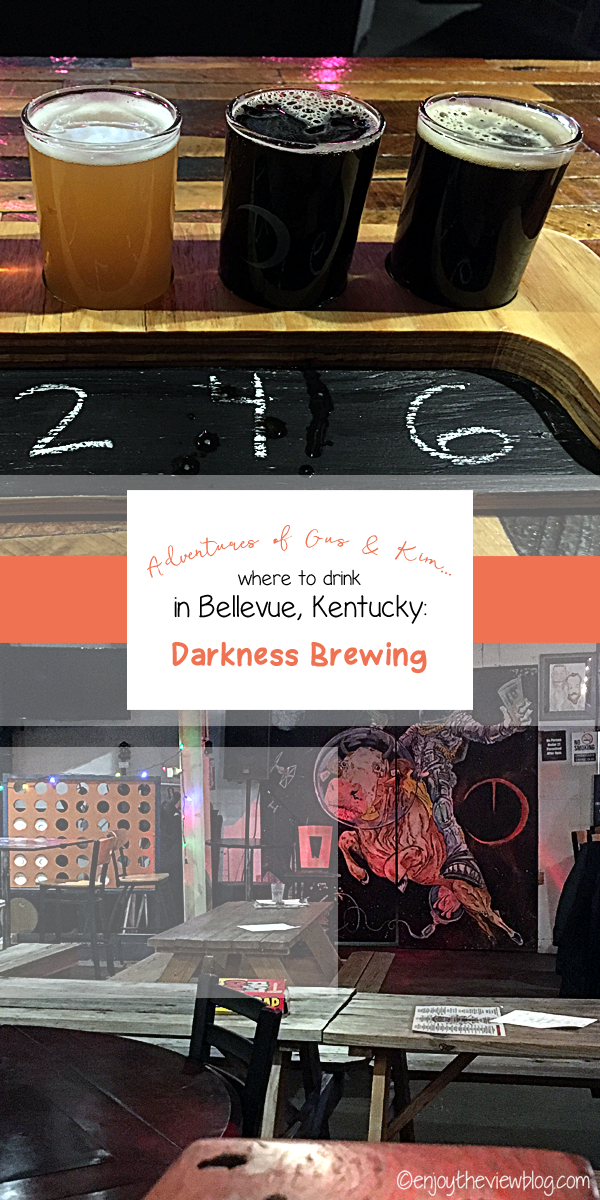 pinnable image of Darkness Brewing