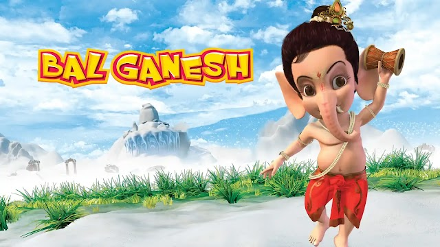 HOW TO DRAW GOD GANESHA DRAWING FROM ALPHABETS