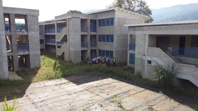 Girardota es el primer municipio del país en reactivar la construcción de sus dos megacolegios: I.E. Colombia e I.E. Atanasio Girardot.