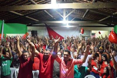 Júnior Nóbrega tem candidatura confirmada pelo PMDB de Prata
