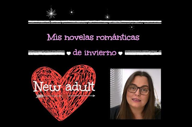 Mis novelas románticas de invierno   New adult