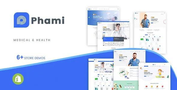 Best Medical and Health Shopify Theme