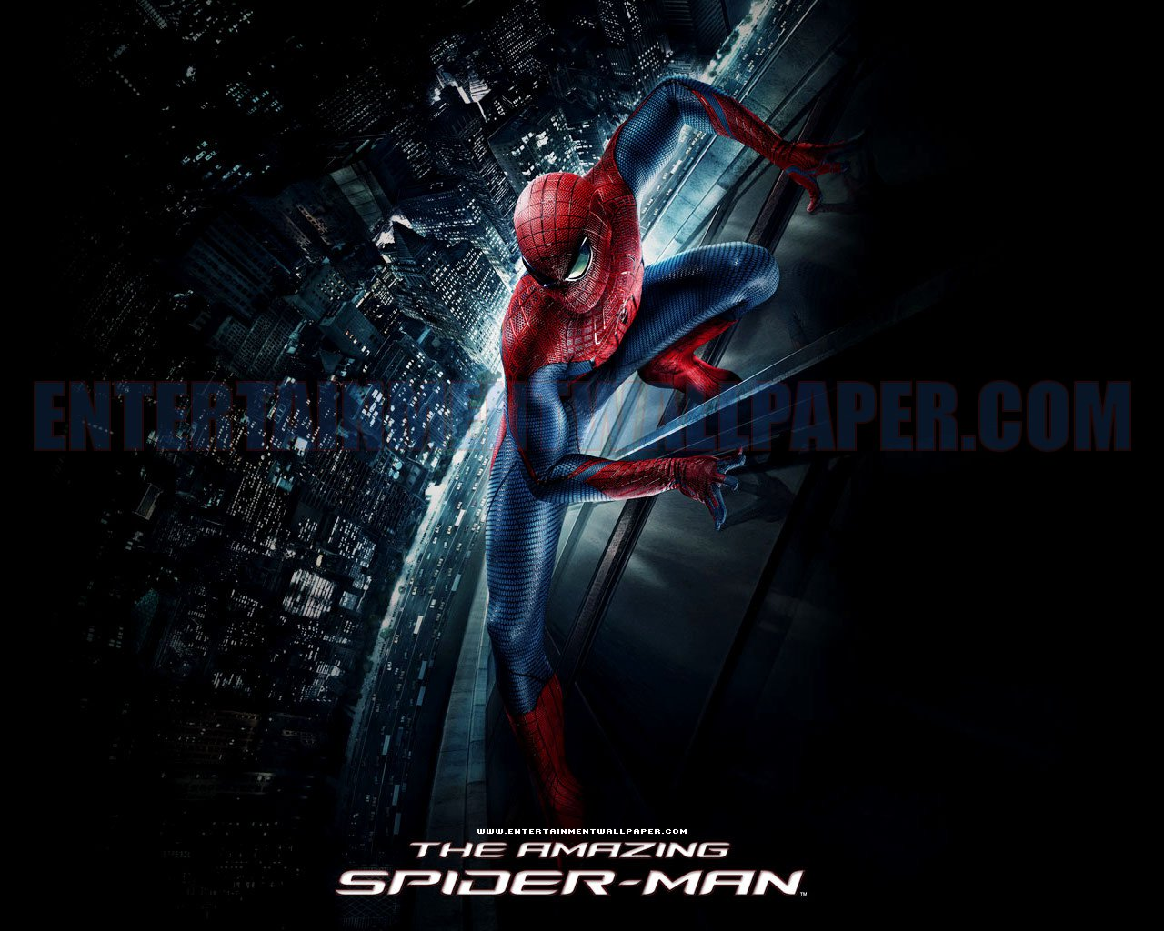 The Amazing Spiderman, Hollywood English Film Review