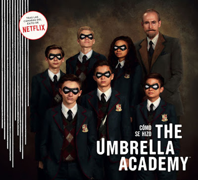 Cómic: Review de Cómo se hizo The Umbrella Academy - Norma Editorial