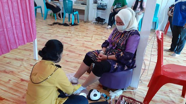 Resmi Jurusan Kecantikan SMKS Cahaya Harapan dibuka tahun ajaran 2021/2022