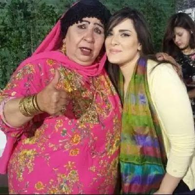 أشرف زكي يتدخل بعد إستغاثة فاطمة كشري لإنقاذها