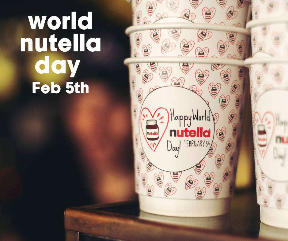 World Nutella Day Wishes Sweet Images