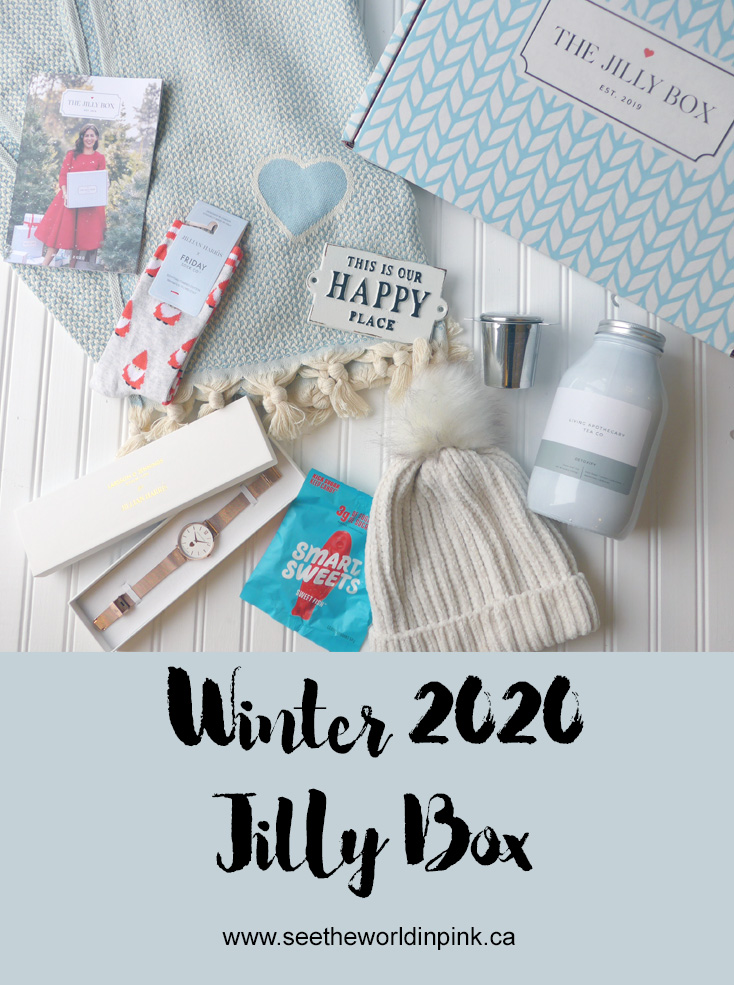 Winter 2020 - The Jilly Box Subscription